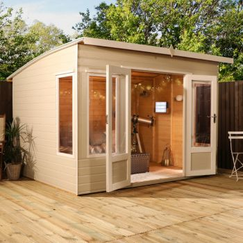 Adley 10' x 8' Loxley Summer House