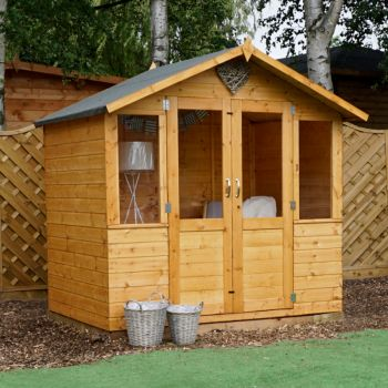 Adley 7' x 5' Traditional Summer House