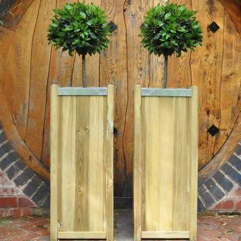 Hartwood Large Slender Planter