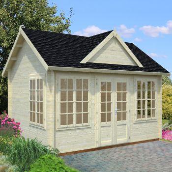 Stour 4m x 3m Shropshire Log Cabin