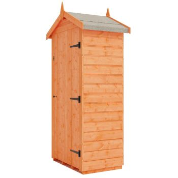 Redlands 3' x 3' Shiplap Apex Tool Tower