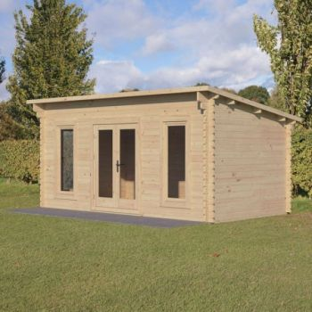 Hartwood 5m x 3m Southam Log Cabin