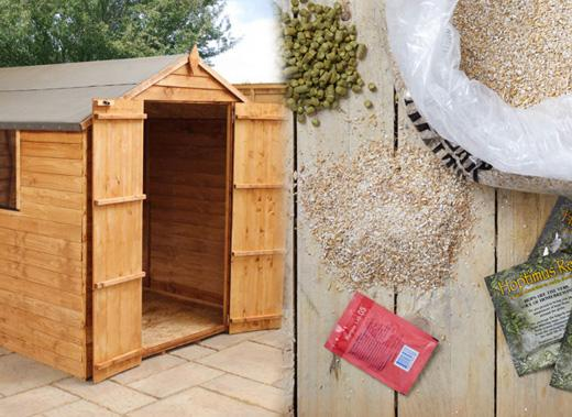 Pub Sheds for Home Brewing