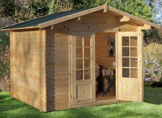 How to Care For Your Log Cabin